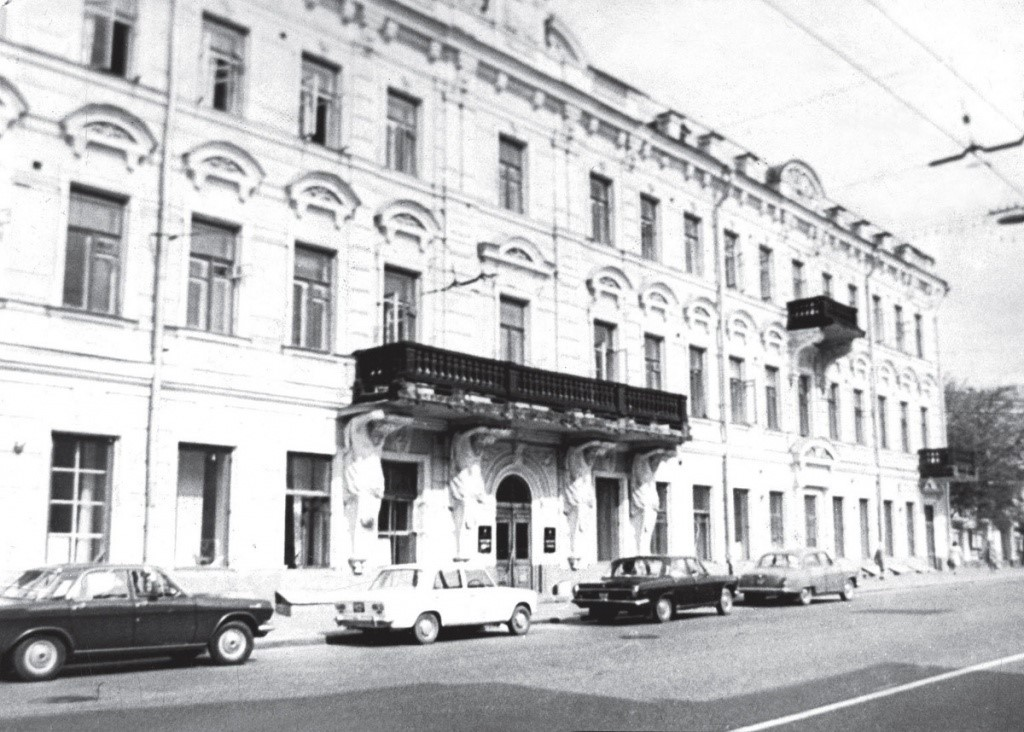 развитие сайта Улица Бурденко